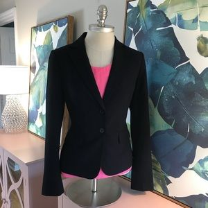 NWOT Calvin Klein Black Dress Blazer